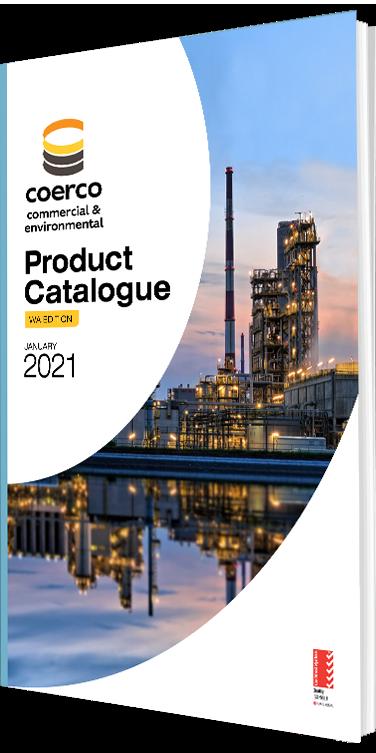 Coerco Commercial & Environmental Catalogue Download Cover