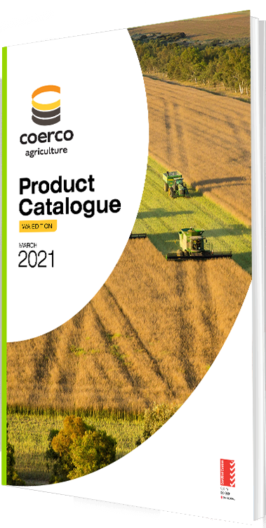 Coerco Agriculture Catalogue Download Cover