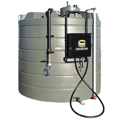 10000 Litre Diesel Storage Tank
