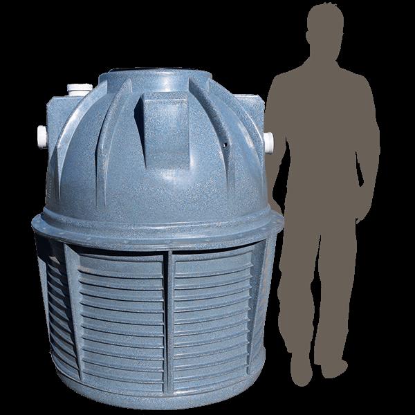 1450 Litre Septic Tank