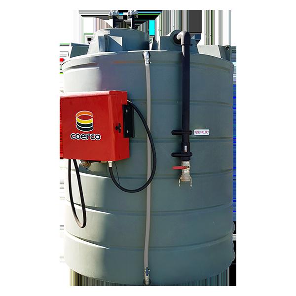 5000 Litre Diesel Storage Tank